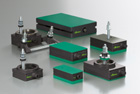 Wedge mounts precision leverlers from AirLoc